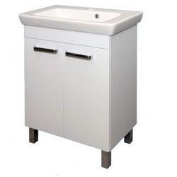 DEFTRANS CAPRI D65 Zestaw łazienkowy szafka + umywalka 65 001-D-06506+3032