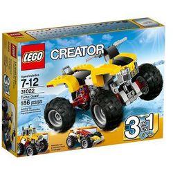 Lego CREATOR Quad v29 31022