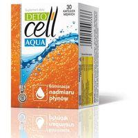 Detocell Aqua kaps.miękkie - 30 kaps.