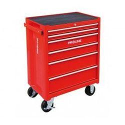 PROLINE Wózek warsztatowy 6 szuflad, 688x458x735 mm 33106 (ZNALAZŁEŚ TANIEJ - NEGOCJUJ CENĘ !!!)