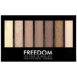 Freedom, Pro Shade & Brighten, Paleta do makijażu Stunning Rose Kit, 1 szt. Darmowa dostawa do sklepów SMYK