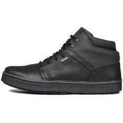 bc46542d0bf71 Geox męskie buty za kostkę Mattias B Abx, 41, czarne