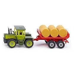 Zabawka SIKU Traktor MB Z Przyczepą
