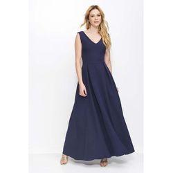 0869d3c570f7 32be34a1a036 suknie sukienki granatowa dluga suknia dla - porównaj zanim  kupisz ...