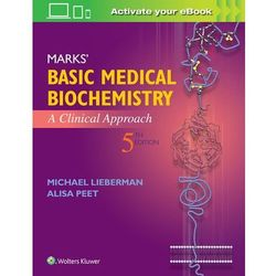 Marks' Basic Medical Biochemistry. International Edition (opr. miękka)
