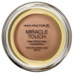 Max Factor Miracle Touch Skin Perfecting SPF30 podkład 11,5 g dla kobiet 085 Caramel