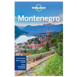 Lonely Planet Montenegro (opr. miękka)