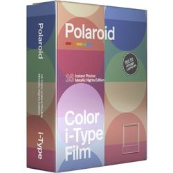 POLAROID I-Type Color METALLIC NIGHT dwupack