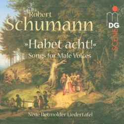 R. Schumann - Complete Works For Male C