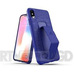 Adidas Grip Case iPhone Xs Max (fioletowy)