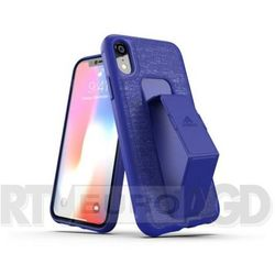 Adidas Grip Case iPhone Xr (fioletowy)