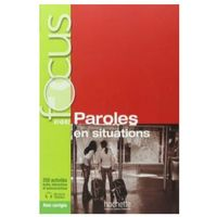 FOCUS. Paroles en Situations + CD (opr. broszurowa)