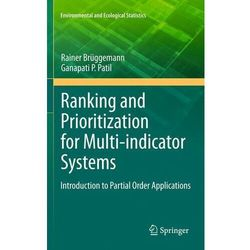 Ranking and Prioritization for Multi-Indicator Systems Brüggemann, Rainer